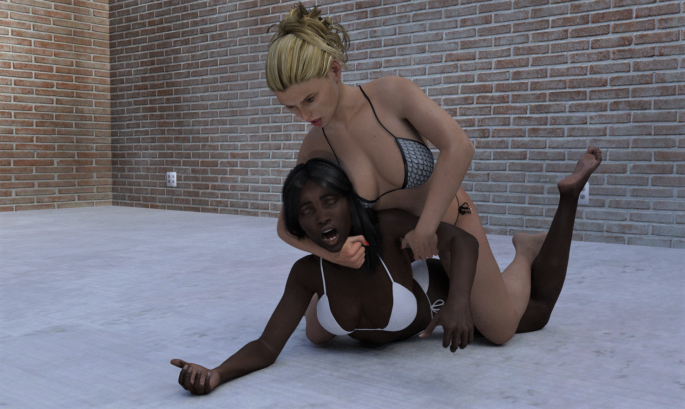 7 - Hannah Forces a Submission