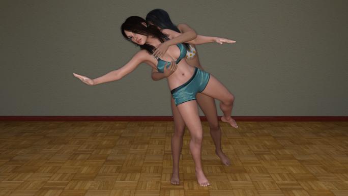 01 Sukara Trying to Take Peyat to the Floor