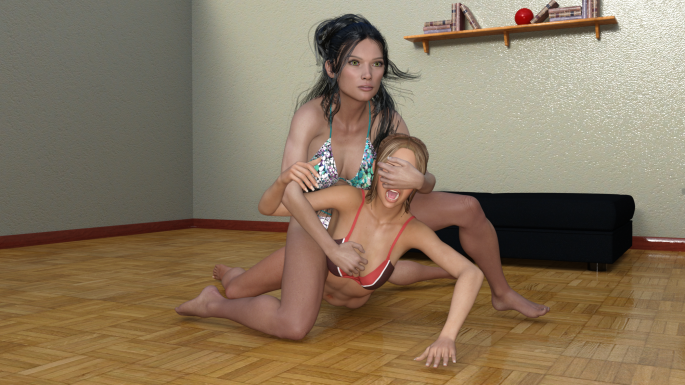 9 - Selena Torturing Lysa
