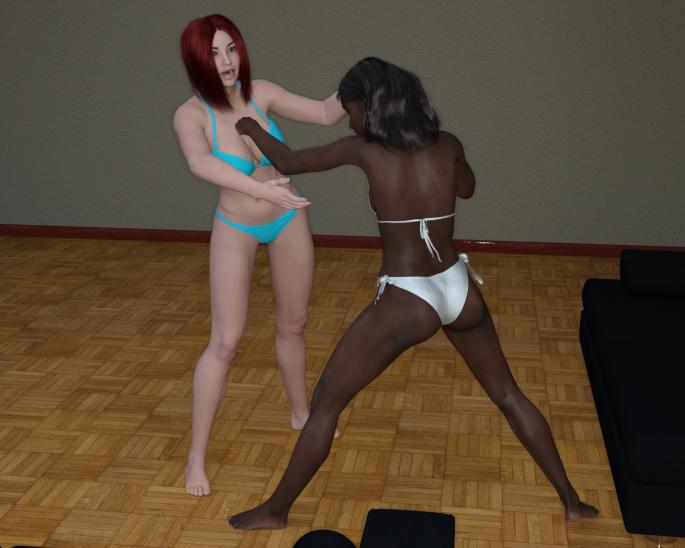 01 - Lynn and Keisha