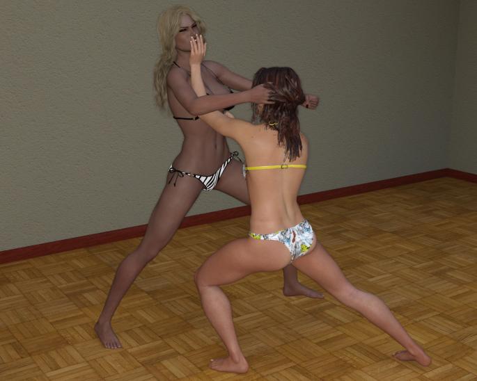 04 - Peyton and Nikki