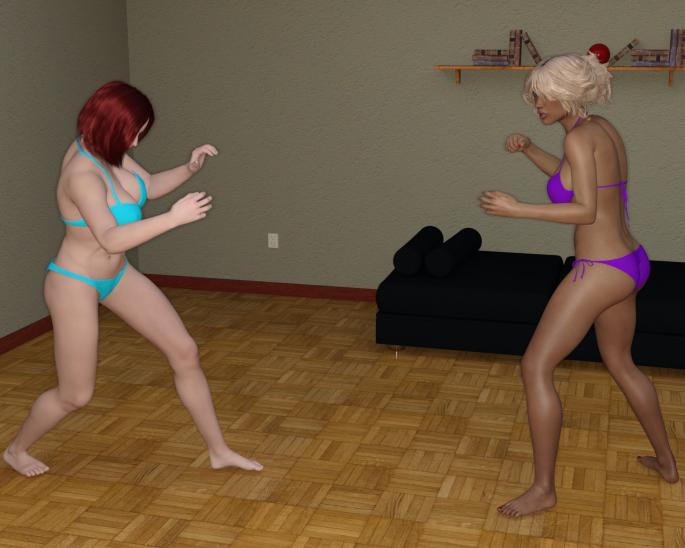 07 - Kelcie and Lynn